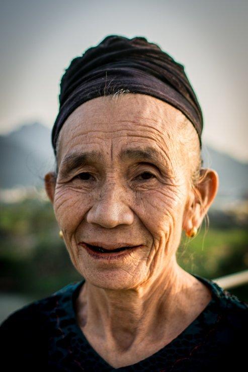 Village Con Cuông, Vietnam