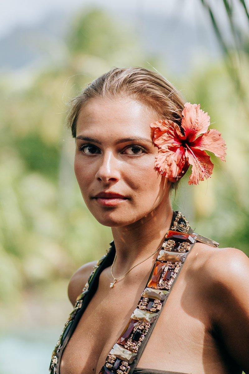 Four Season Bora Bora - Honeymoon and Couple Photography