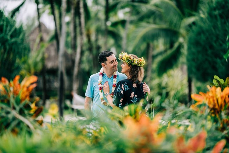 Alena + Francois Honeymoon Photographer IC Thalasso