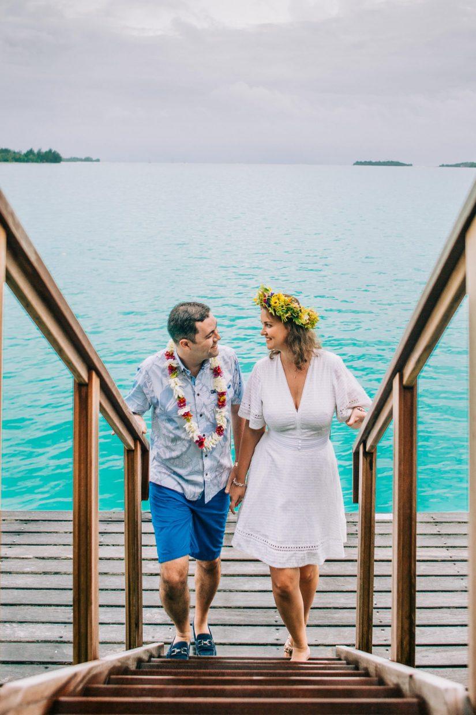 Alena + Francois Honeymoon Photographer IC Thalasso