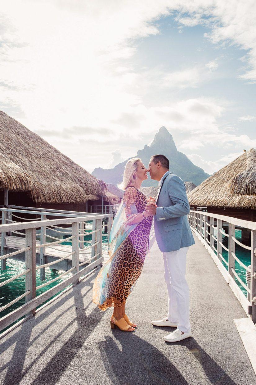 Bora Bora J&K Honeymoon in Bora Bora IC Thalasso