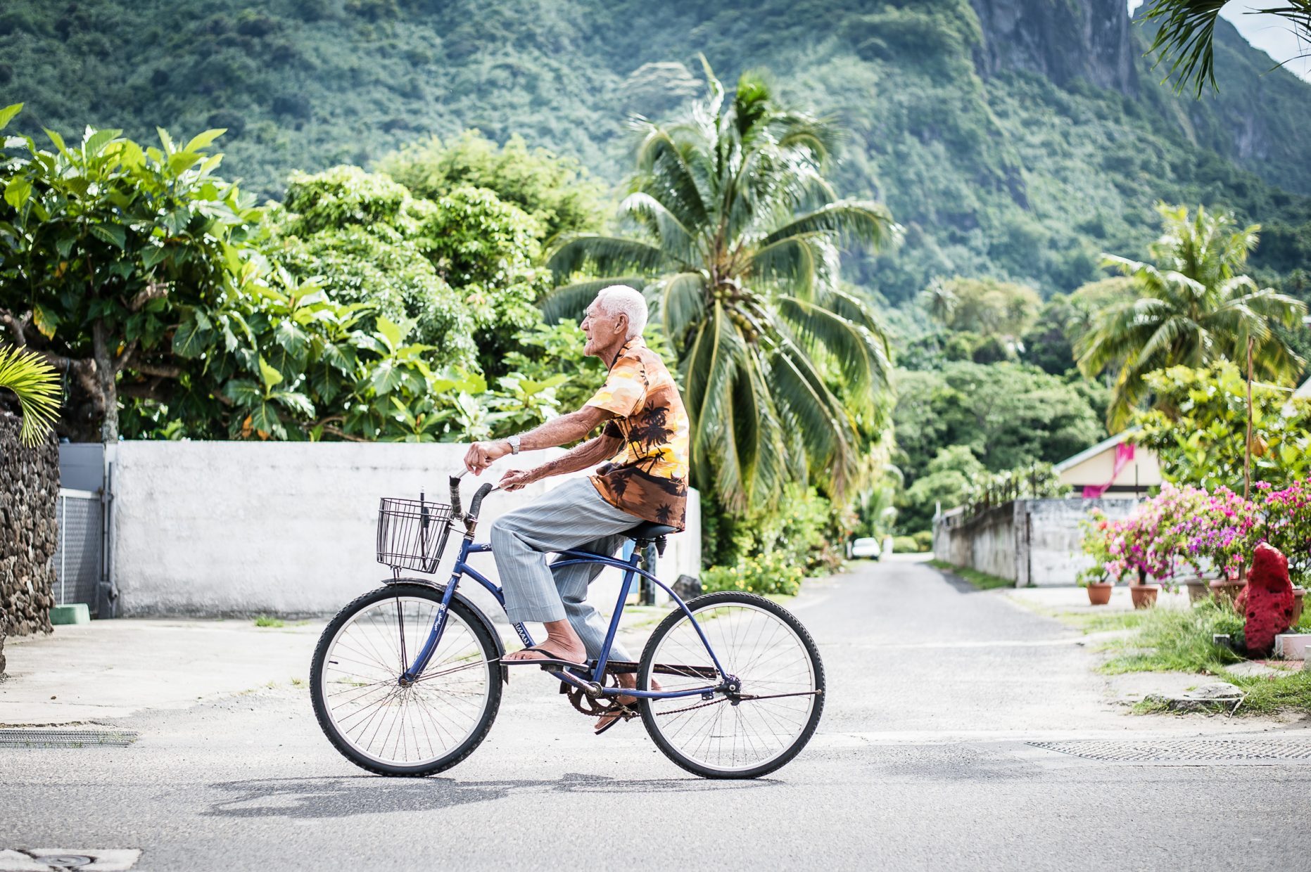 Bora Bora People of Island
