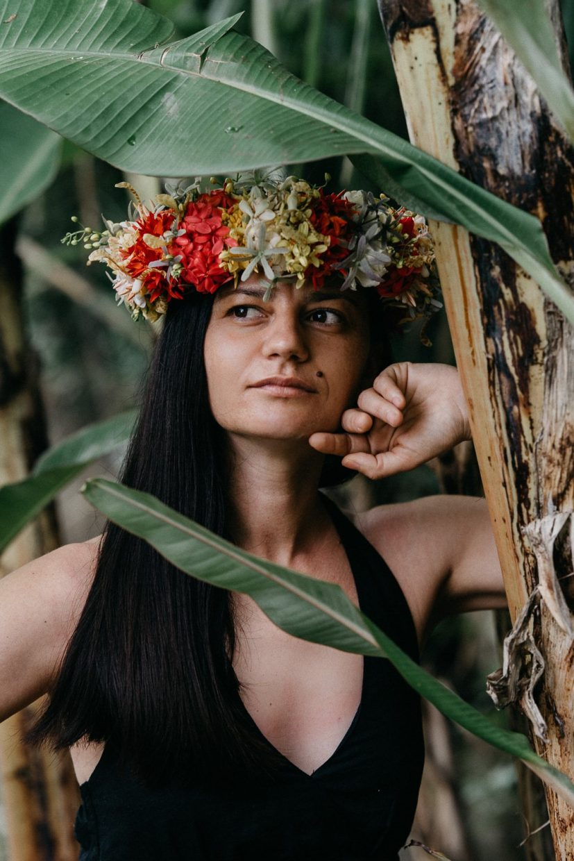 Bora Bora Photographer // Portrait Photography