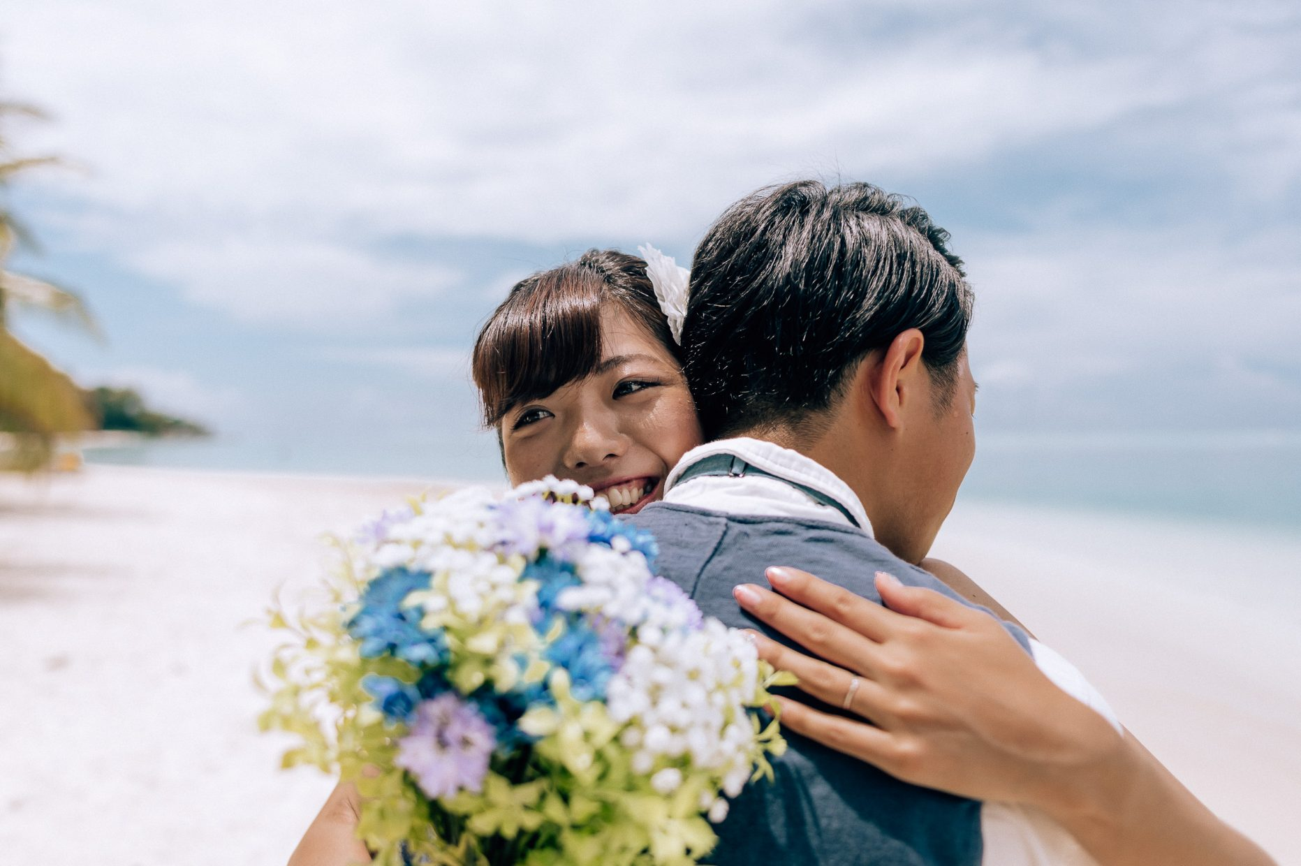WEDDING PHOTOGRAPHY IN BORA Bora