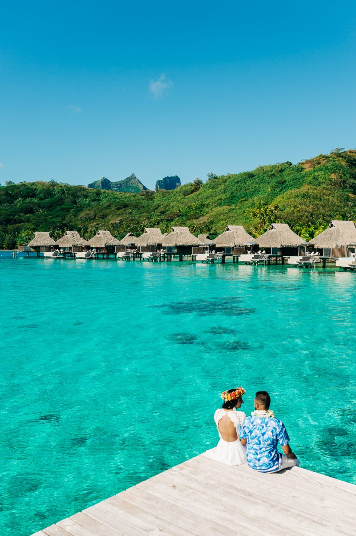 Honeymoon at Conrad Bora Bora Nui