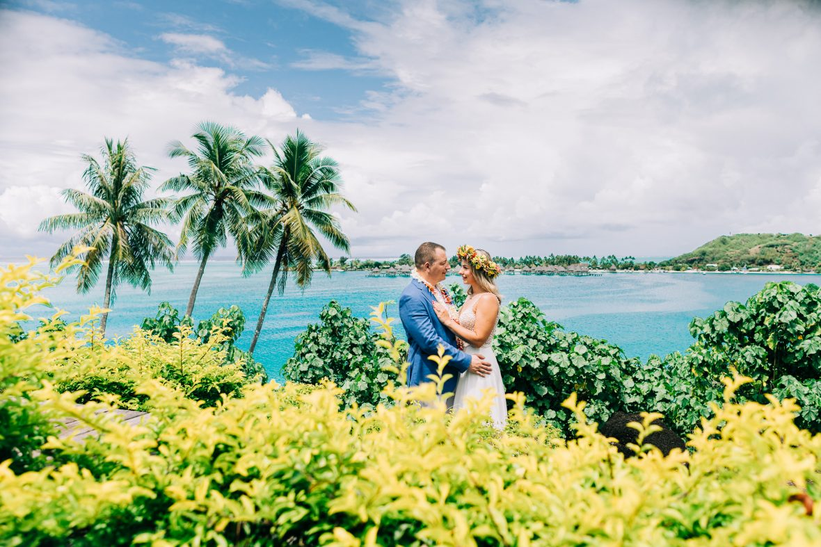 Bora Bora Honeymoon - Photographer | Sofitel Privat ISland