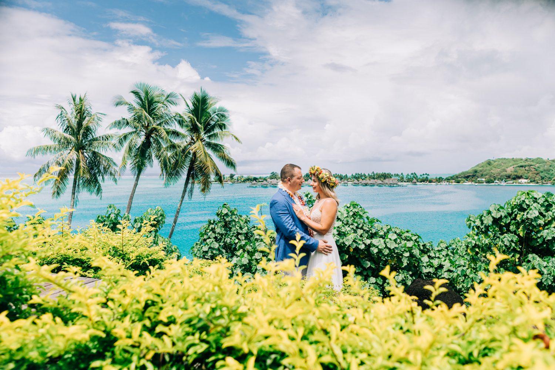 Bora Bora Honeymoon - Photographer | Sofitel Privat ISland