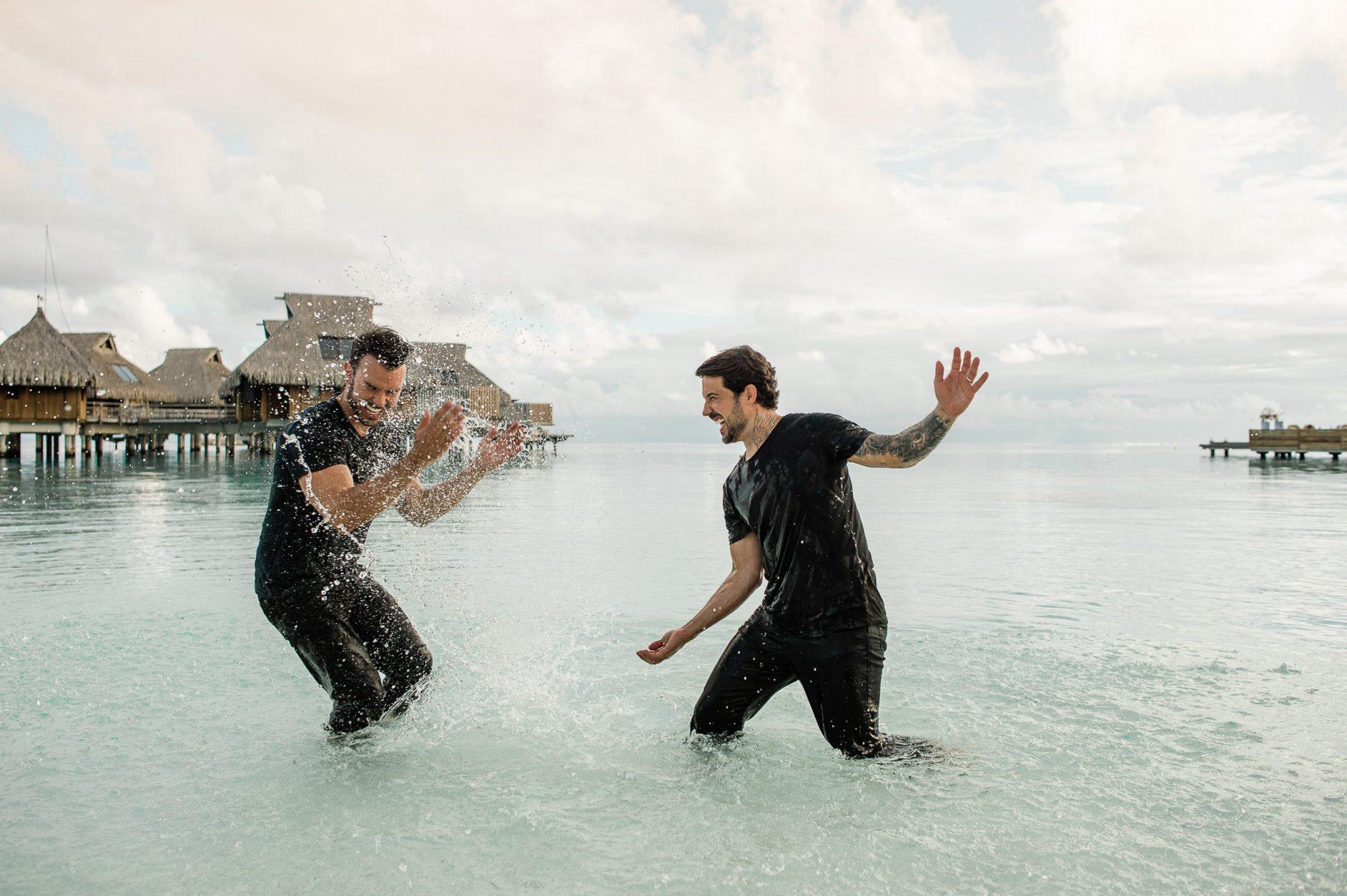 GAY, LESBIAN, LGTBQ WEDDINGS Bora Bora Photographer Conrad Broa Bora Nui