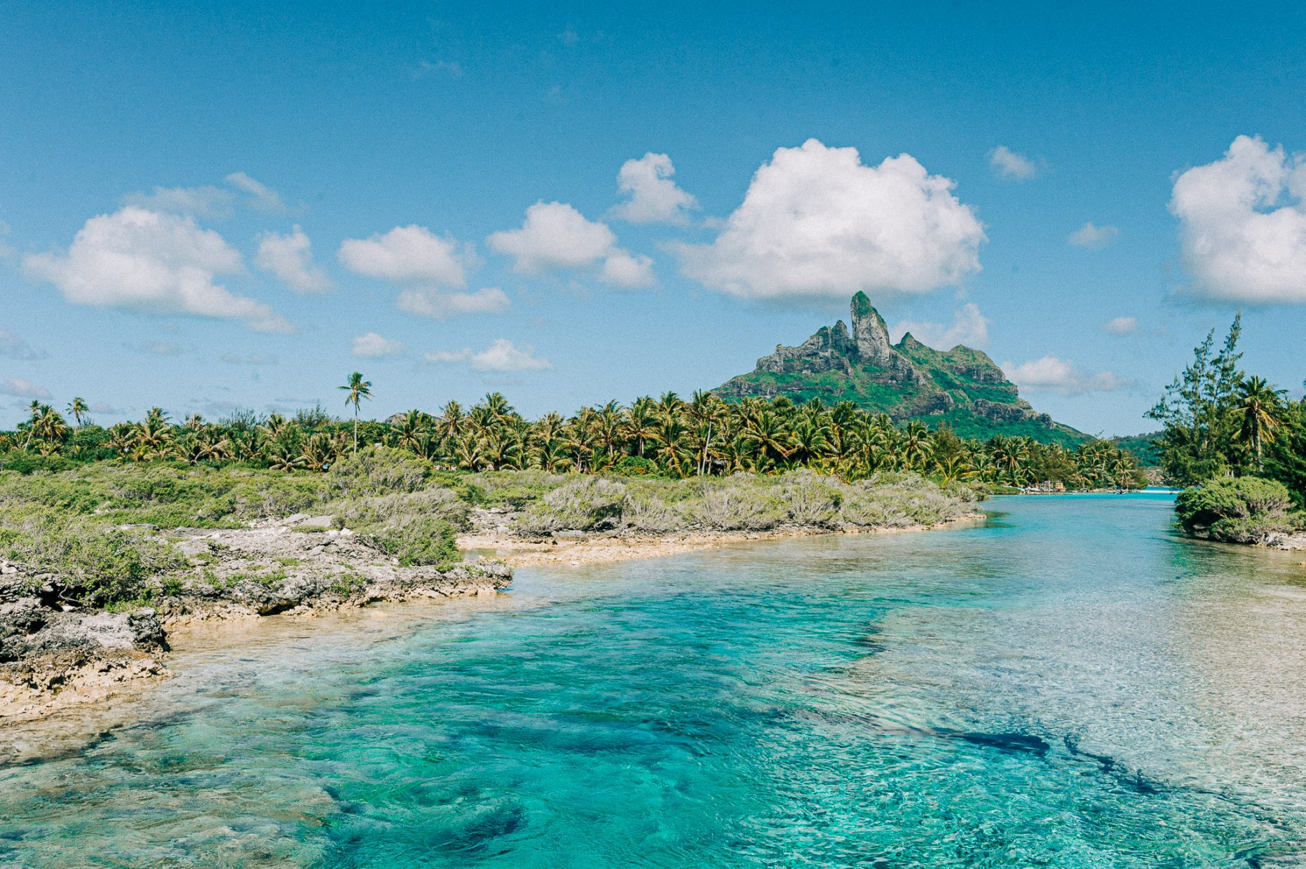 St. Regis - Bora Bora | Landscape